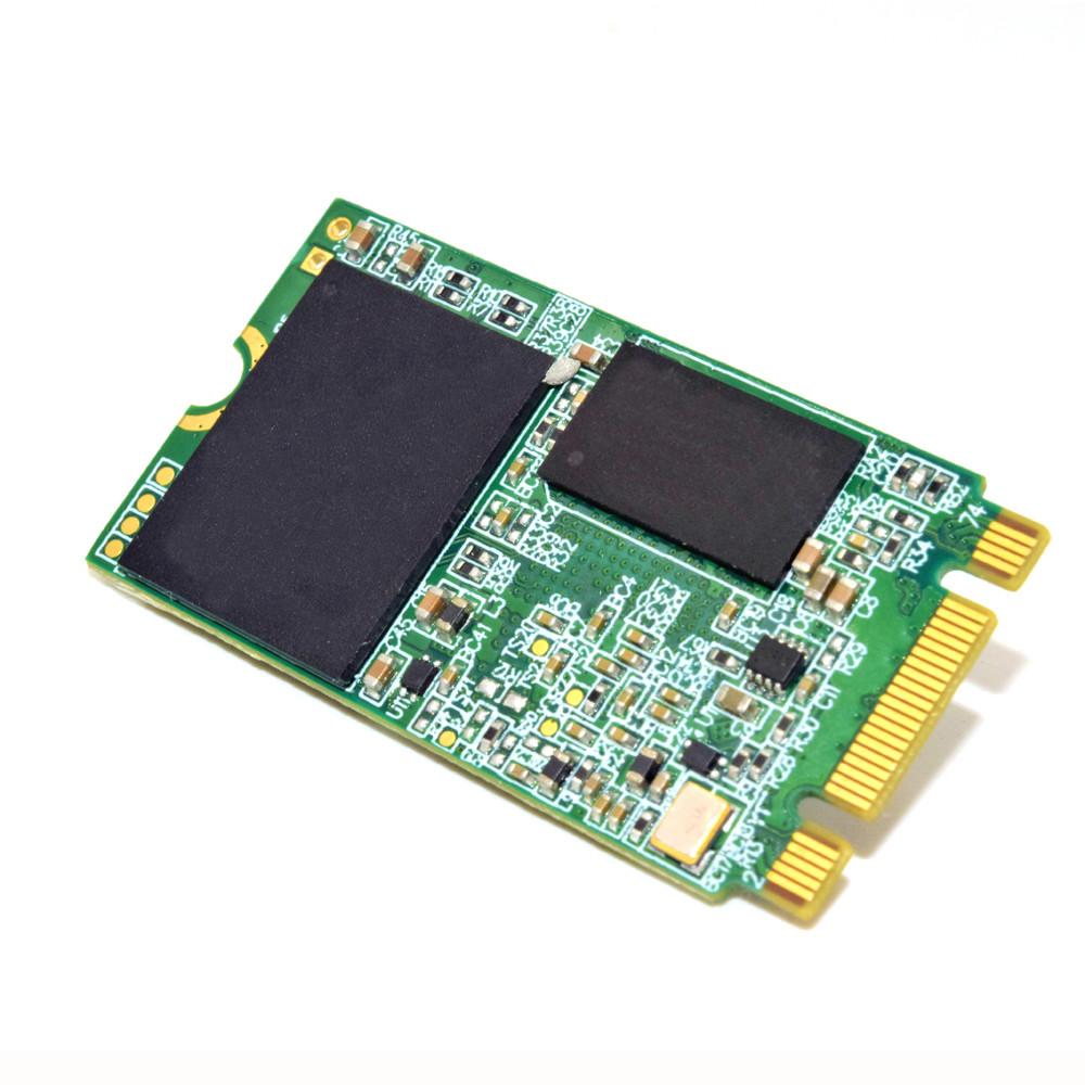 Slim M 2 NGFF SSD SM2246EN SATA Hard Disk Drive 2242 32G For